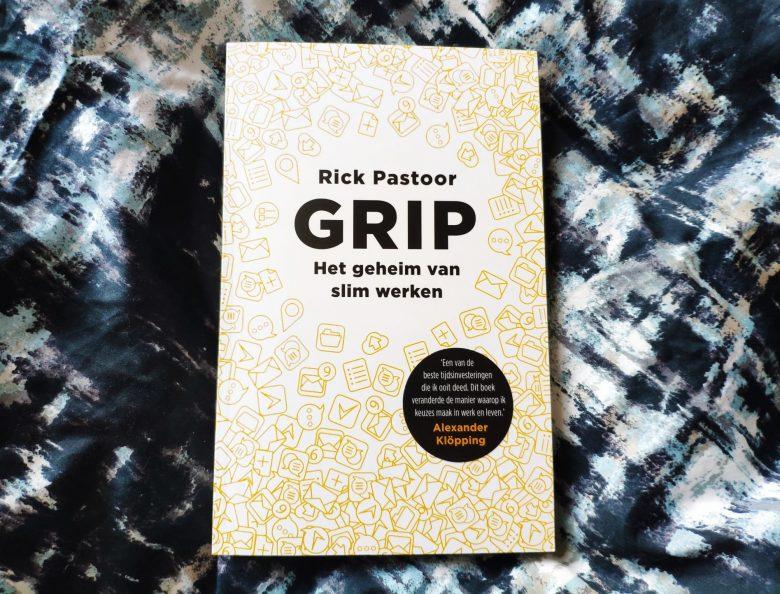 boekrecensie Grip Rick Pastoor
